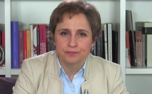 MVS demanda a Carmen Aristegui por daño moral