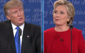 EN VIVO Debate presidencial Hillary Clinton VS Donald Trump