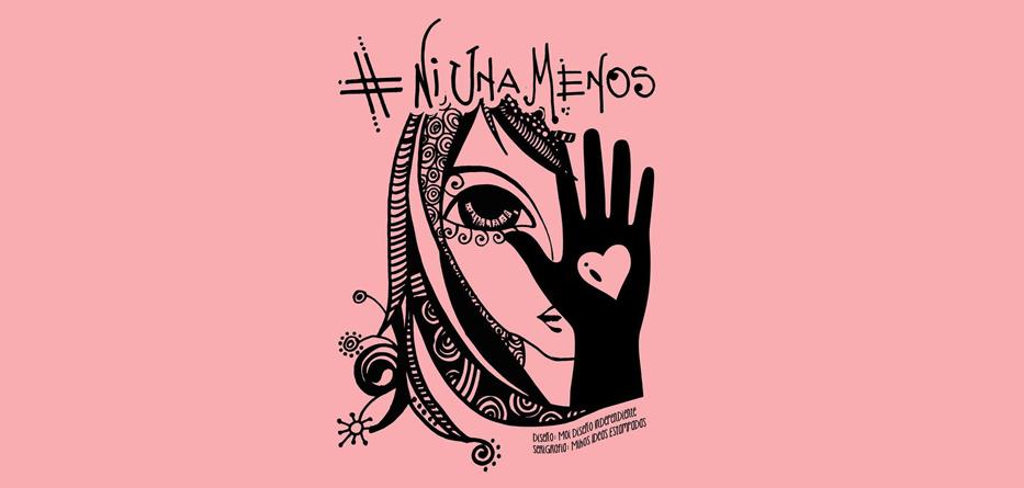 marchan mujeres contra violencia femenina