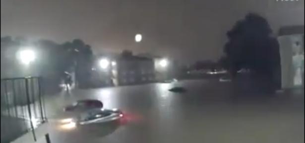 Los impactos del Huracán Harvey