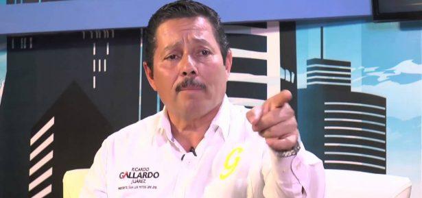 Omar Niño, periodista potosino en peligro de muerte.